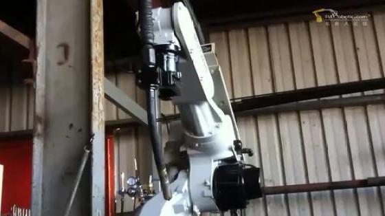 金属加工行业_弧焊_安川机器人 6