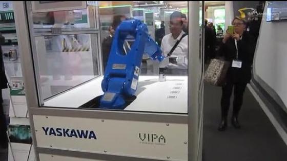 消費品行業_物料搬運/拾料/放置_安川機器人 3