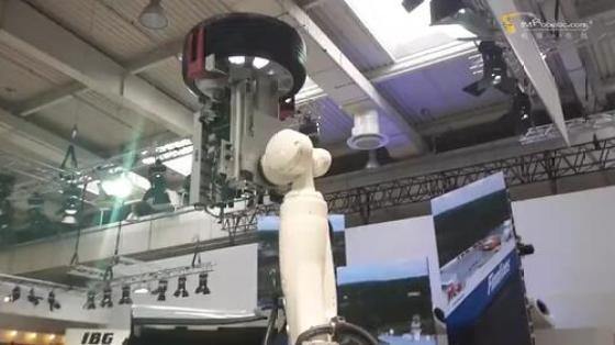 汽車工業行業_裝配_庫卡kuka機器人