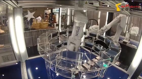3C&家电行业_上下料_爱普生机器人