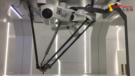 消費品_物料搬運_歐姆龍機器人