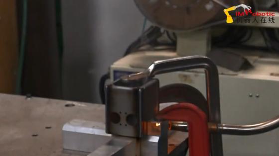 金屬加工_焊接_OTC機器人