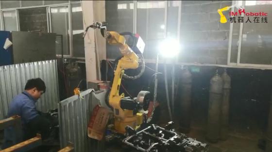 金屬加工_焊接_圖靈機器人