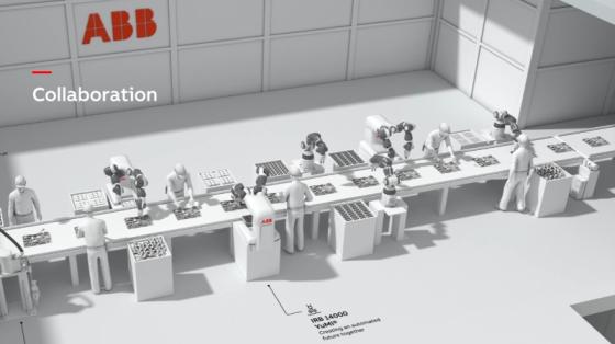 汽车工业_蔚来汽车工厂整体改造方案_ABB机器人