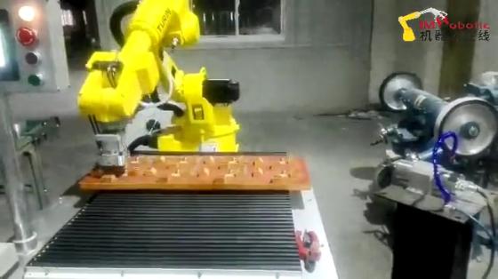 金属加工_打磨_图灵机器人