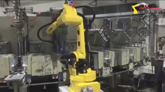 机床管理_喷涂_图灵机器人