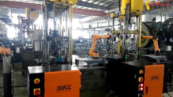 铸造工业_冲压_遨博协作机器人 2