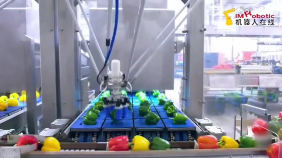 食品行业_食品加工_欧姆龙机器人
