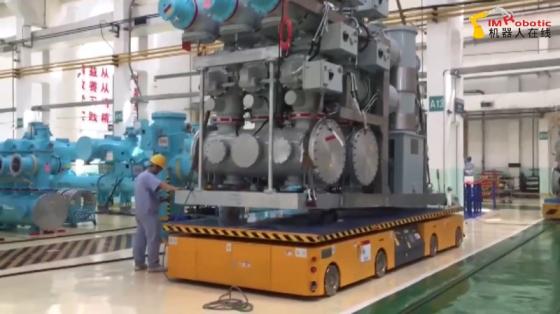工程機械_搬運/裝配_匯聚機器人