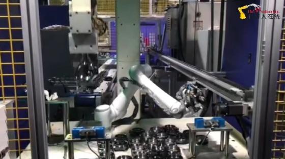 工程机械_减速机取放/装配_艾利特机器人