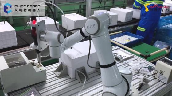 3C&家电_拧螺丝_艾利特机器人