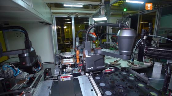 消费品行业_装配/组装_艾派APE机器人