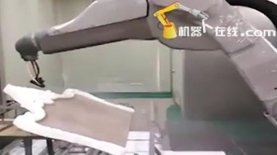 木材/家具行业_喷涂_安川机器人 四