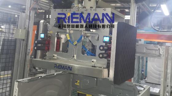 3C&家电_视觉导引机壳上料机器人_无锡黎曼
