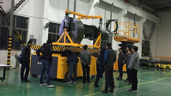 【汇聚案例】OMV飞机发动机安装自动化精密装配项目
