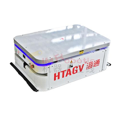 海通机器人 惯导视觉混合导航AGV