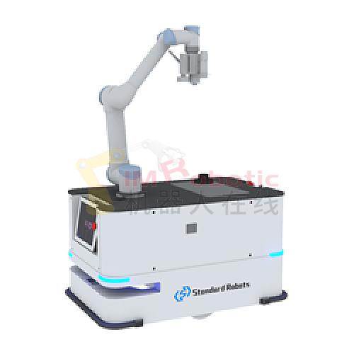 斯坦德 導體行業的移動機械臂+3D視覺的解決方案