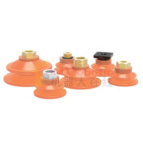 派亚博 适用于薄型钣金的波纹平面摩擦吸盘