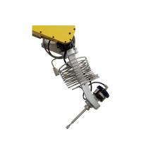 立式單機器人固定雙工位水切割系統