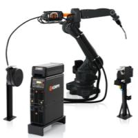 MIG机器人焊接系统