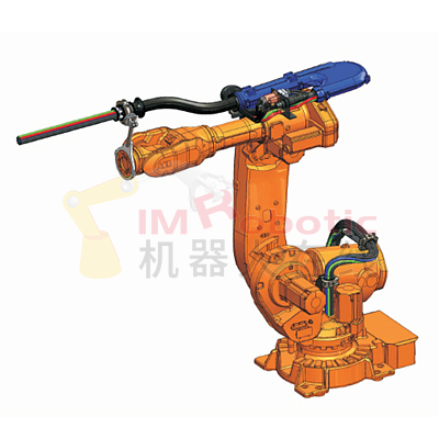 管线包ABB机器人应用