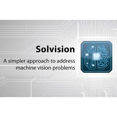 Solvision 透过AI进行瑕疵和图像检测