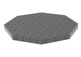 變位機專用八角柔性平臺