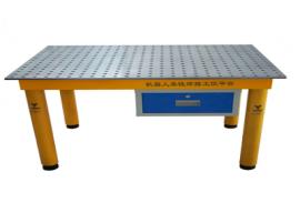 标准型机器人柔性焊接平台