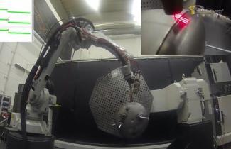 ABB丨ABB機器人丨金屬加工丨焊接