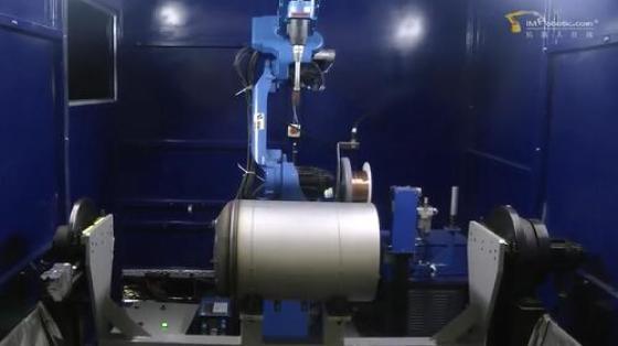 金属加工行业_弧焊_安川机器人 8