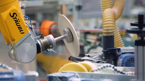 消费品行业_表面处理/瓷器加工_史陶比尔机器人
