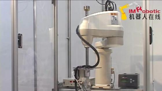 3C&家电_焊接_电装机器人