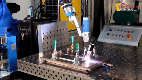 金屬加工行業_焊接_TBI應用設備