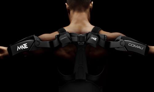 肌肉辅助技术外骨骼MATE产品介绍3_柯马COMAU