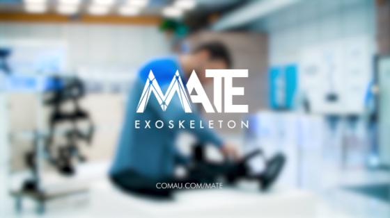 肌肉輔助技術外骨骼MATE產品介紹1_柯馬COMAU