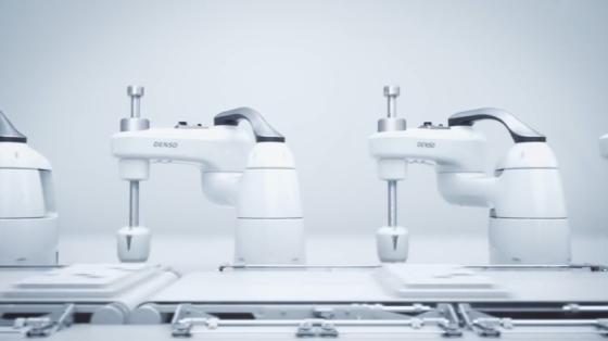 電裝SCARA機器人HSR系列產品介紹