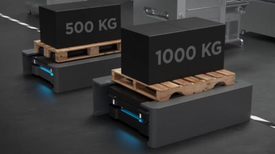 【MiR自主移动机器人】MiR1000产品配置业界首款基于人工智能的导航技术