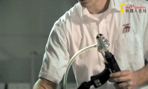 SOYER 短周期拉弧焊枪使用教程