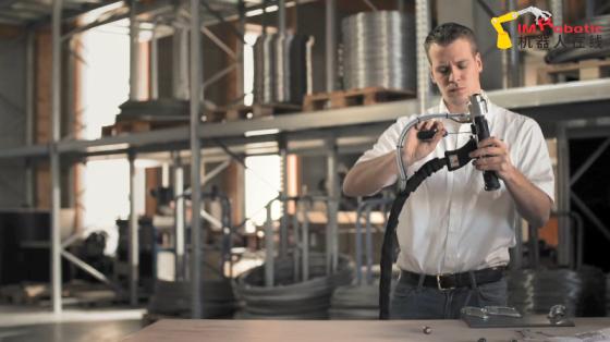 SOYER 均衡磁场焊枪使用教程
