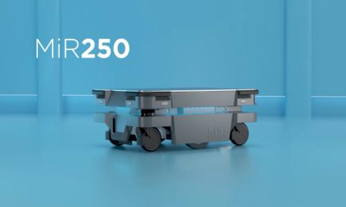 【MiR自主移動機器人】新品 | MiR250自主移動機器人發布