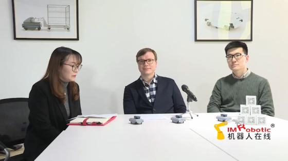 "【MiR自主移動機器人】獨家專訪 |""人機協作""安全勢不可擋,MiR創新逆勢贏未來"