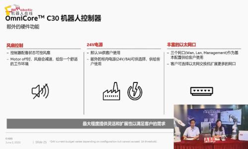 【直播回顾】ABB|开启数字化机器人新纪元(下篇)
