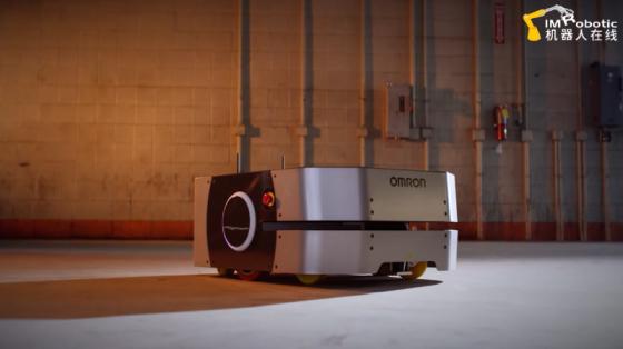 欧姆龙自主移动机器人LD-250产品介绍
