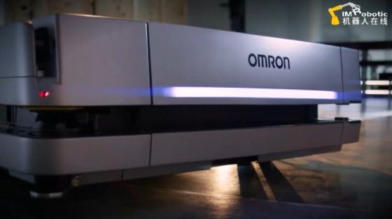 欧姆龙移动机器人HD-1500产品介绍