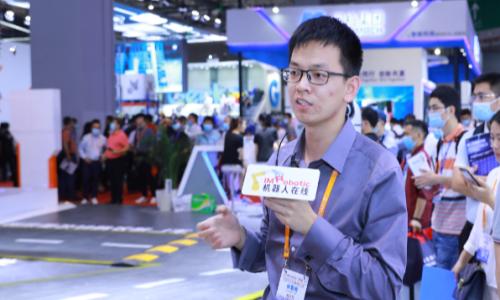 【2020工博会直播】优艾智合:移动操作机器人助力产业智能升级