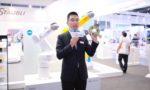 【2020工博会直播】史陶比尔:智能机器人引领自动化新高度