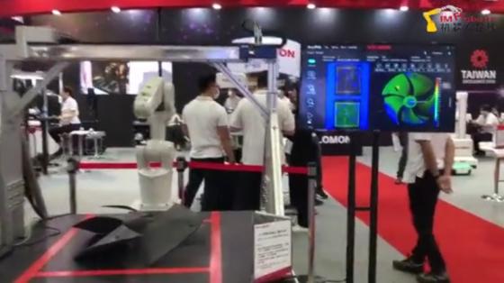 所罗门AI视觉智能打磨系统-Solmotion智能视觉引导系统