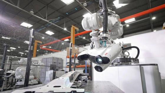 高效10倍!ABB全新机器人3D质量检测单元