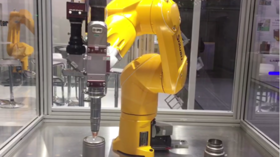 金属加工行业_激光切割_史陶比尔机器人 2
