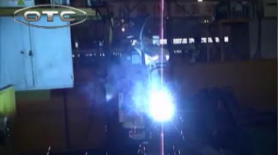 歐地希   OTC   汽車工業   叉車焊接
